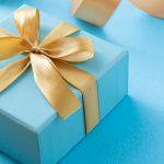 結婚祝いのプレゼントボックス